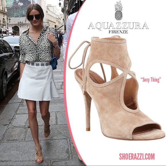 clearance outlet discount browse Aquazzura Sexy Thing Cutout Suede Booties clearance fashionable 2014 newest sale online visit new sale online YYrd4DF3